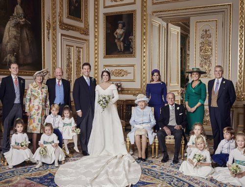 ازدواج سلطنتی پرنس یوجین و جک بروکسبنک